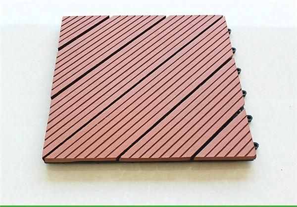塑木DIY地板桑拿板